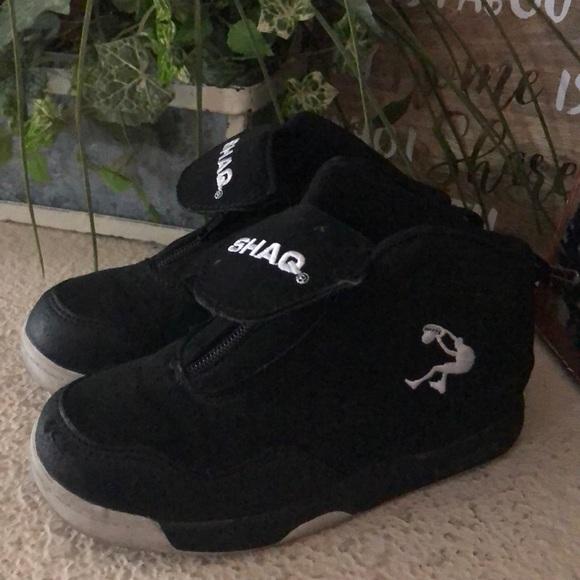 shaq Other - Kids Shaq black sneakers
